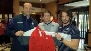 Eddie,Johnstone&Gregor